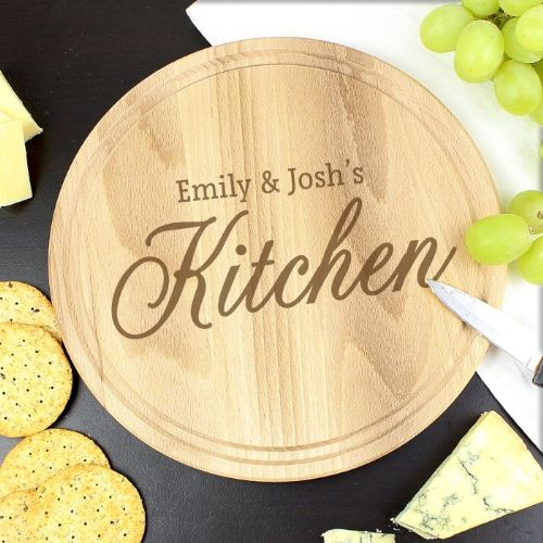 Kitchen Round Chopping Board
